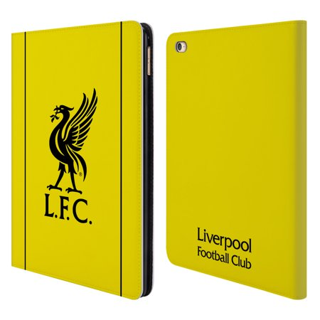 - OFFICIAL LIVERPOOL FOOTBALL CLUB 2018/19 KIT LEATHER BOOK WALLET CASE COVER FOR APPLE IPAD