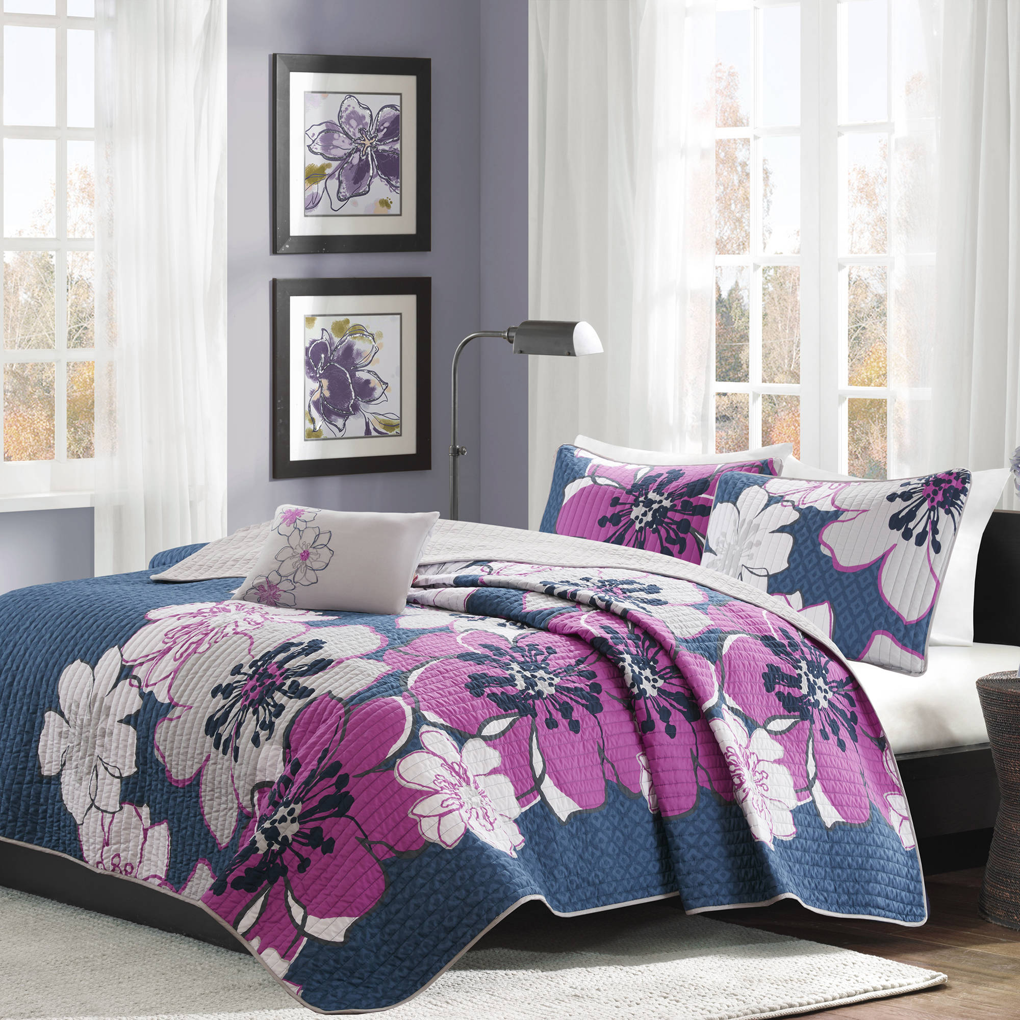 Home Essence Apartment Kelly Coverlet Set by E&E Co.