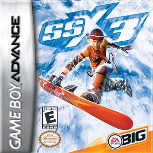 Image of SSX 3 GBA