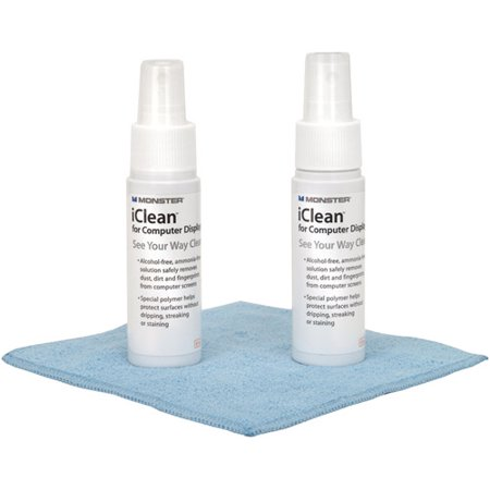 Monster Cable Mc126074 Monster Iclean Screen Cleaner