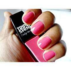 Sally Hansen Triple Shine Nail Polish # 600 Pink Coconut