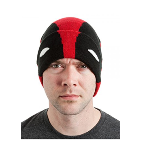 Marvel Deadpool Icon Beanie Hat