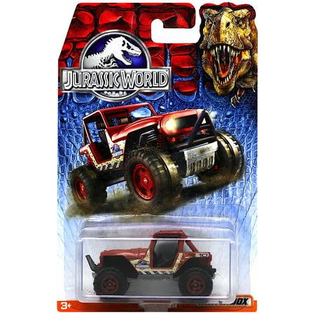 4 X 4 Racer - Jurassic World Diecast MBX 4 x 4 Vehicle