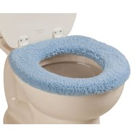 Sherpa Toilet Seat Cover by OakRidgeTM by WalterDrake