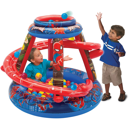 Inflatable Ball Pit With 50 Balls