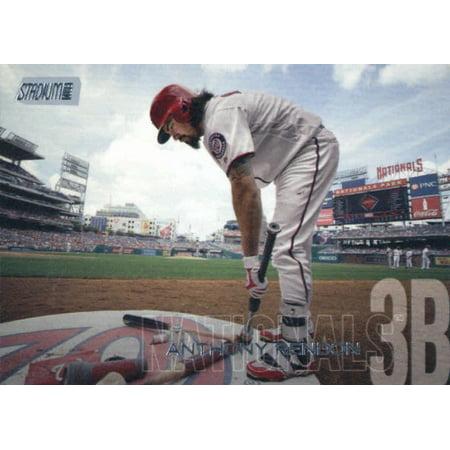 2018 Topps Stadium Club #61 Anthony Rendon Washington Nationals Baseball Card - *GOTBASEBALLCARDS ()
