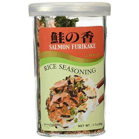 Rice Slices (JFC - Salmon Furikake (rice seasoning) 1.7 Oz.)