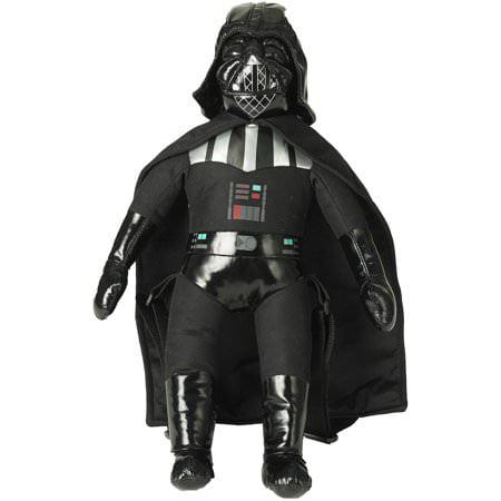 "Star Wars 17"" Plush Backpack - Darth Vadar - image 1 of 1"