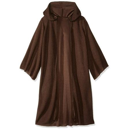 Rubies Star Wars Deluxe Hooded Jedi Robe, Medium, Rubies Star Wars Deluxe Hooded Jedi Robe, Medium By Rubie's