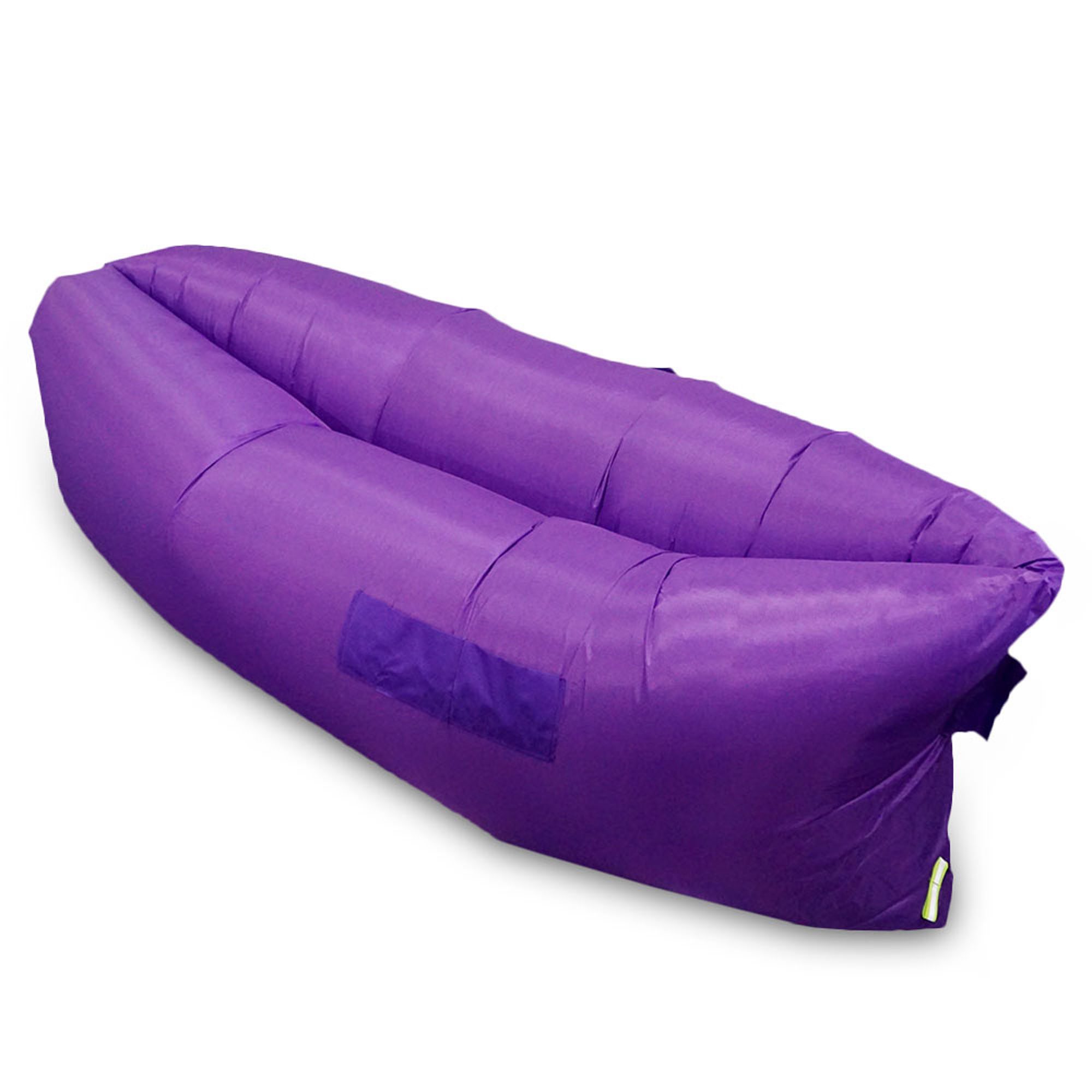 Odoland Folding Sleeping Bed Outdoor Camping Portable Air