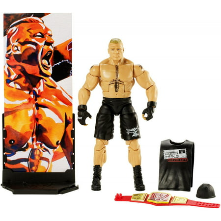 WWE Elite Collection Series # 55, Brock Lesnar Figure
