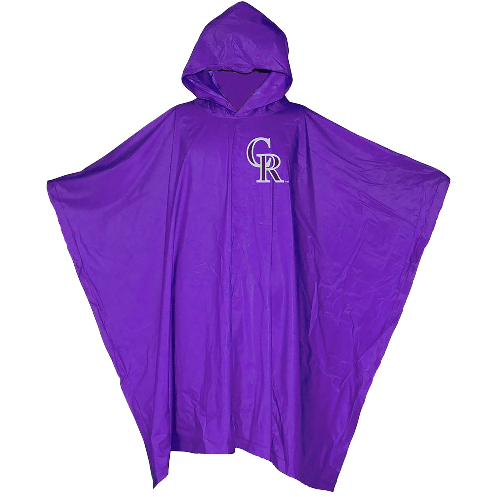 Colorado Rockies Stadium Poncho No Size by Storm Duds