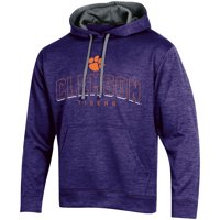 fd1b1da12e0 Product Image Men's Russell Purple Clemson Tigers Synthetic Pullover Hoodie