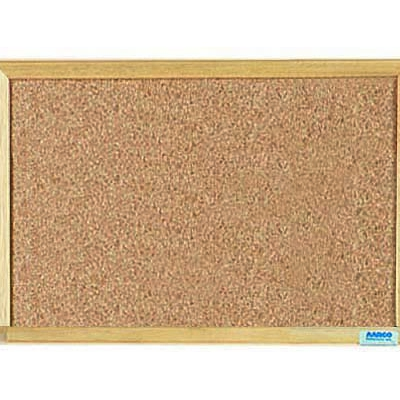 Wood Framed Bulletin Board AAREB1218