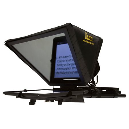 Ikan PT-ELITE-U Elite Universal Tablet Teleprompter Kit (Black)