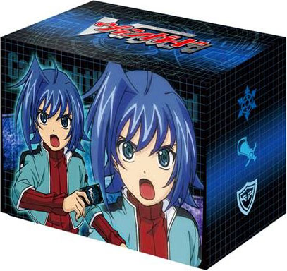 Cardfight Vanguard Aichi Sendou & Great Silver Wolf, Gamore Deck Box