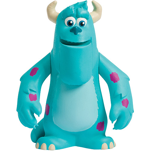 Monsters University - Monster Brights - Sulley Multi-Colored