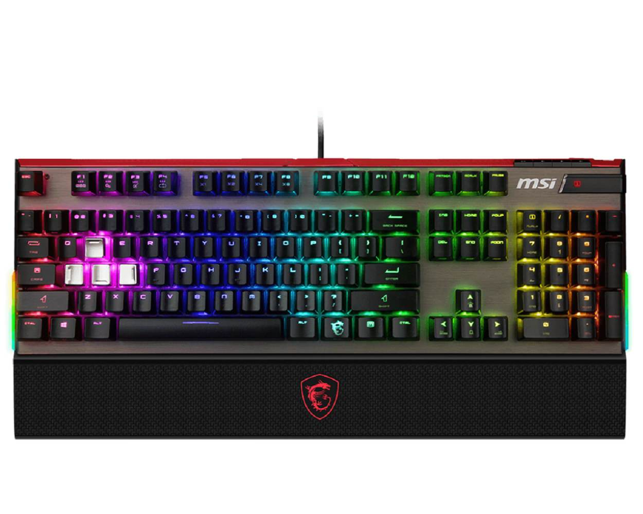 MSI VIGOR GK80 RED Gaming Keyboard by MSI