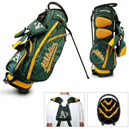 Team Golf MLB Oakland Athletics Fairway Golf Stand Bag by