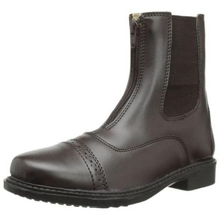 Ladies Paddock Boot (TuffRider Ladies Starter Front Zip Paddock Boots)