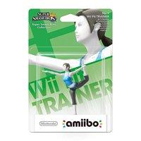 Nintendo Amiibo Figure - Super Smash Bros. - WII FIT TRAINER
