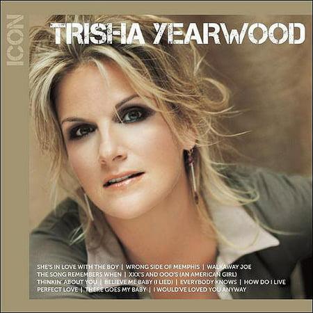 Trisha Yearwood   Icon Series  Trisha Yearwood  Cd