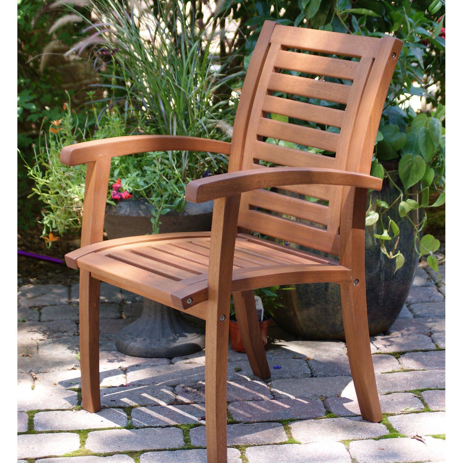 Vineyard Luxe Outdoor Dining Chair