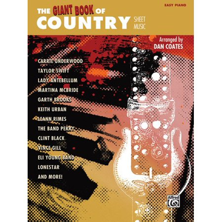 Farewell Sheet Music (The Giant Book of Country Sheet Music)
