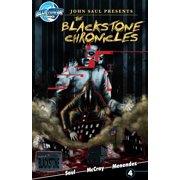 John Saul's The Blackstone Chronicles #4 - eBook