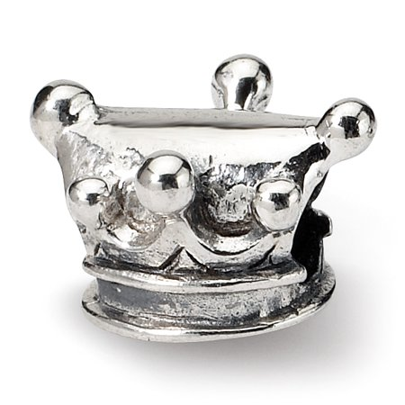 Sterling Silver Reflections Kids Jester Hat Bead QRS1019