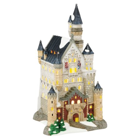 Department 56 Alpine Village 4044781 Neuschwanstein Castle