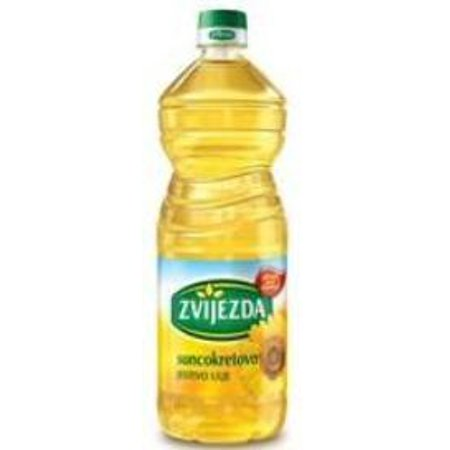 Sunflower Oil - Zvijezda, 1L