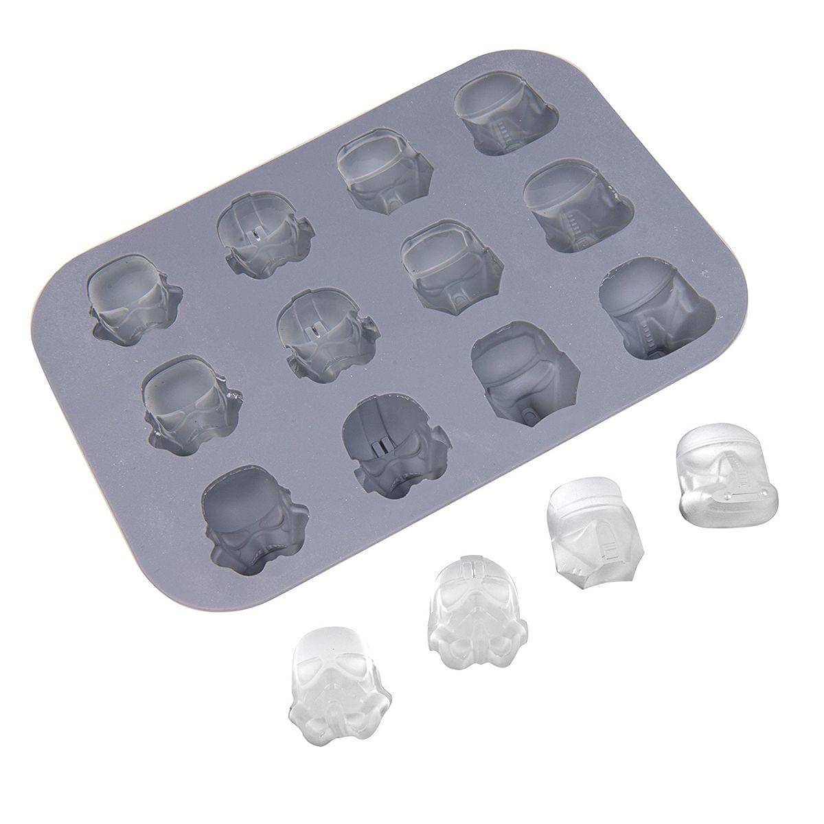 Star Wars Troopers Silicone Ice Cube Tray - image 1 de 1