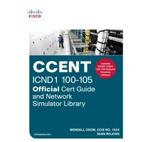 CCENT ICND1 100-105 Official Cert Guide and Network Simulator Library (Other)