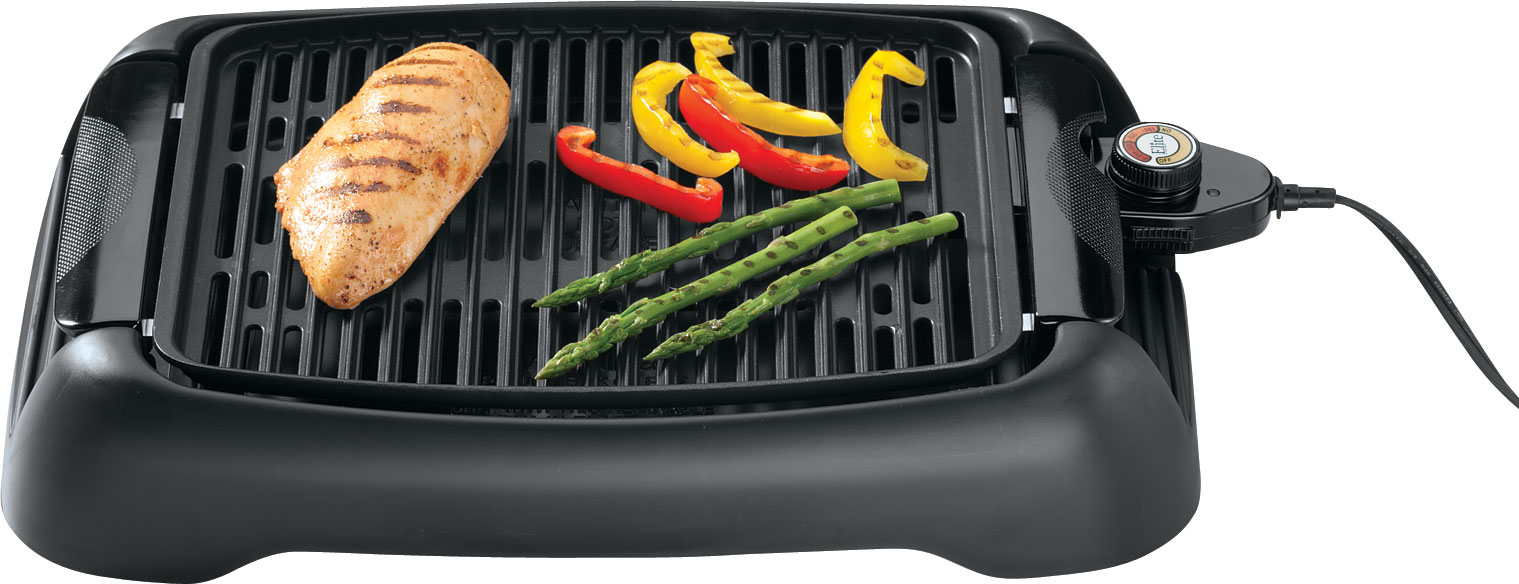 "13"" Countertop Electric Grill by Home-Style Kitchen TM by Miles Kimball"