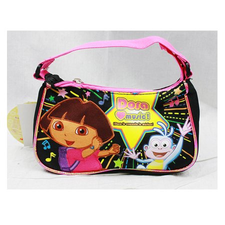 Handbag - Dora the Explorer - Dora Love Music New Hand Bag Purse Girls de21478
