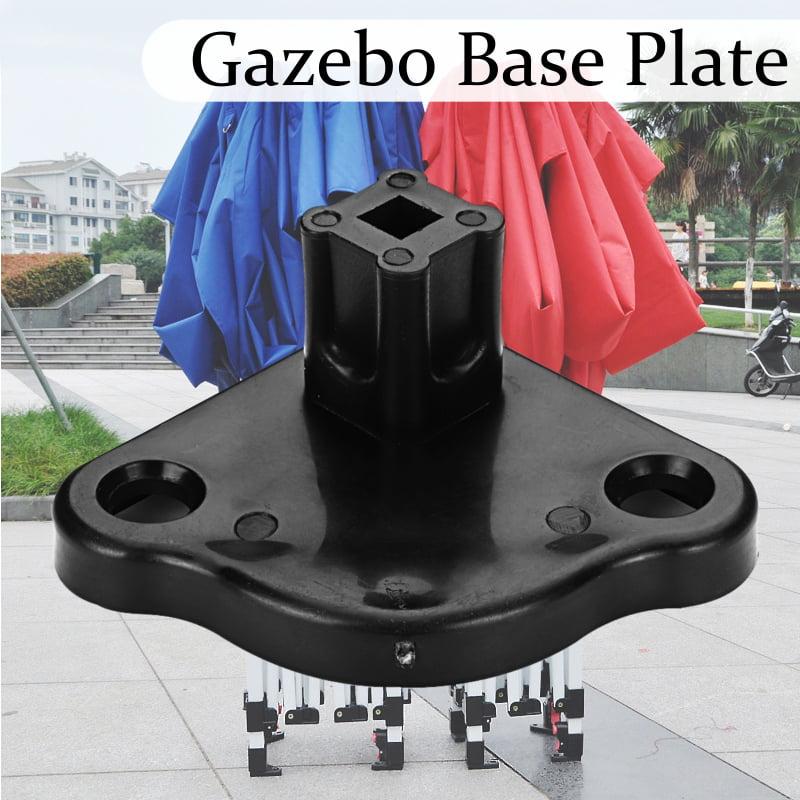 Gazebo Replacement Base Plate Gazebo Foot Spare Part 20mm Inner Diameter