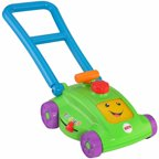 Little Tikes Gas N Go Mower Walmart Com
