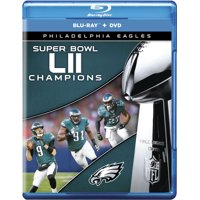 Philadelphia Eagles NFL Super Bowl 52 Champions (Blu-ray + DVD)
