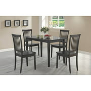 Coaster Furniture Oakdale 5 Piece Dining Table Set
