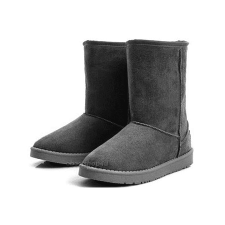 Women's Snow Boots (Chocolate Brown Boots)