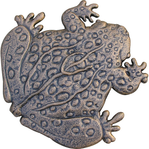 Darby Home Co Bosch Frog Stepping Stone