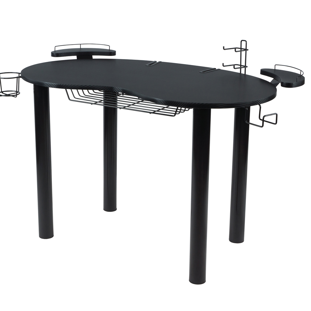 Gaming Coffee Table.Details About Gaming Desk Coffee Table Pc Gamer Desktop Dell Asus Razer Desk Stand Organizer