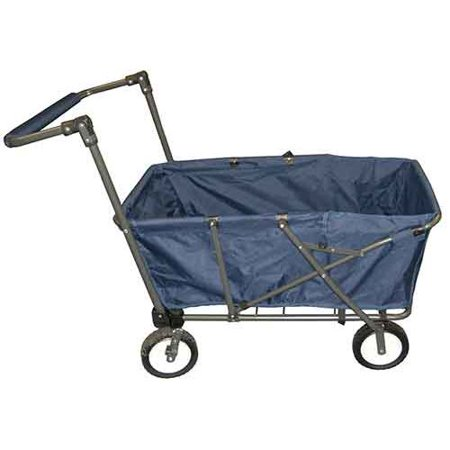 Impact Instant Canopy Folding Wagon Transporter