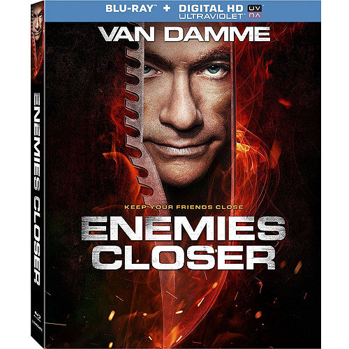Enemies Closer (Blu-ray + Digital HD) (With INSTAWATCH) (Widescreen)