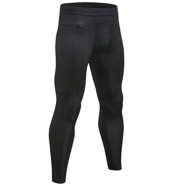 CVLIFE - CVLIFE Men Workout Compression Leggings Pants Pocket Boys Running  Jogging Tights Yoga Gym Clothes Activewear Sweatpant - Walmart.com -  Walmart.com