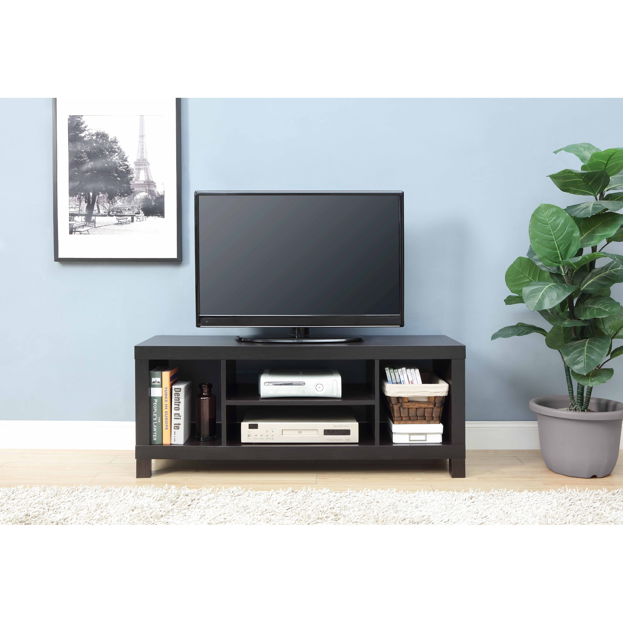 "Mainstays TV Stand for TVs up to 42"", Multiple Colors"
