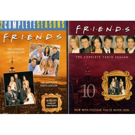 Friends  The Complete Ninth And Tenth Season