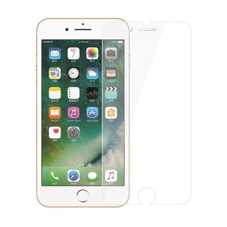 Cribun Tempered Glass Screen Protector with Advanced Clarity [3D Touch] for iPhone SE (2020) Work with Most Case 99% Touch Accurate - image 5 de 7