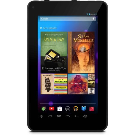 Take Offer Refurbished Ematic with WiFi 7″ Touchscreen Tablet PC Featuring Android 4.4 (KitKat) Operating System Before Too Late